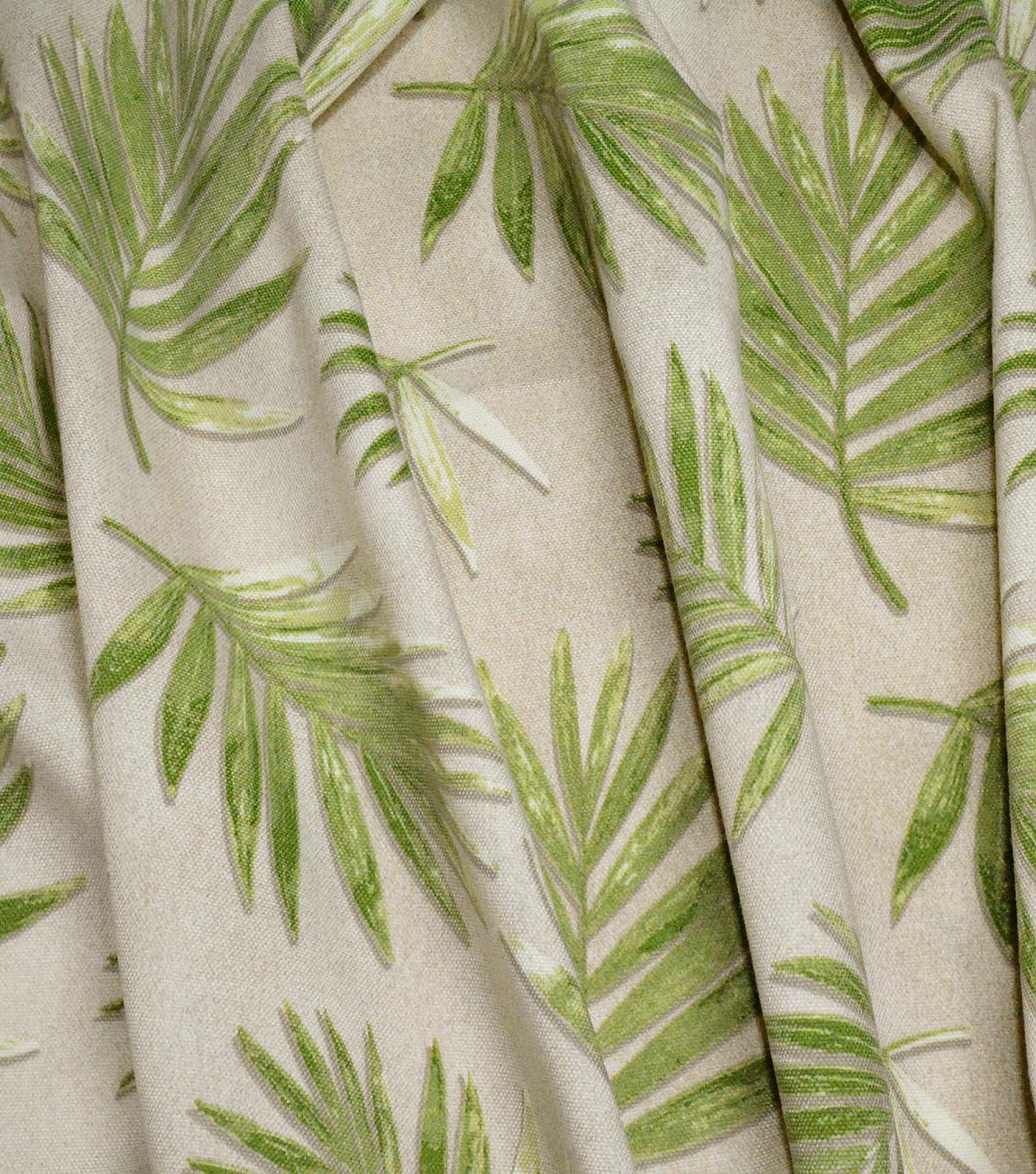 P/K Lifestyles Outdoor Fabric 54\u0022-Fossil Fronds Leaf