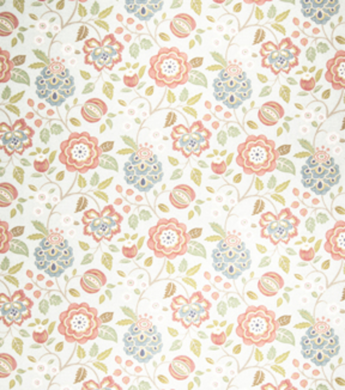 Home Decor 8\u0022x8\u0022 Fabric Swatch-SMC Designs Selma Sea Breeze