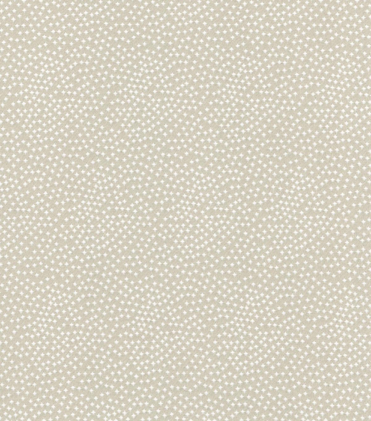 Home Decor 8\u0022x8\u0022 Swatch Fabric-Tracy Porter Following Stars Crystal