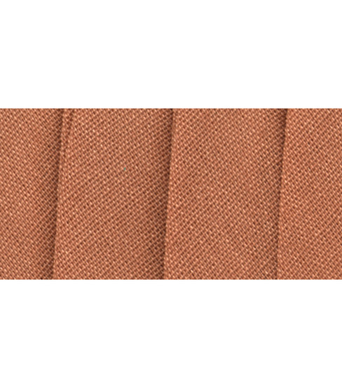 Wrights Extra Wide Double Fold Bias Tape, B Tan