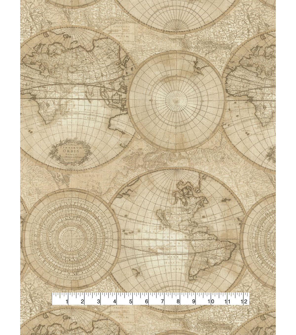 Waverly Upholstery Fabric 13x13\u0022 Swatch-Non-Stop Sandstone