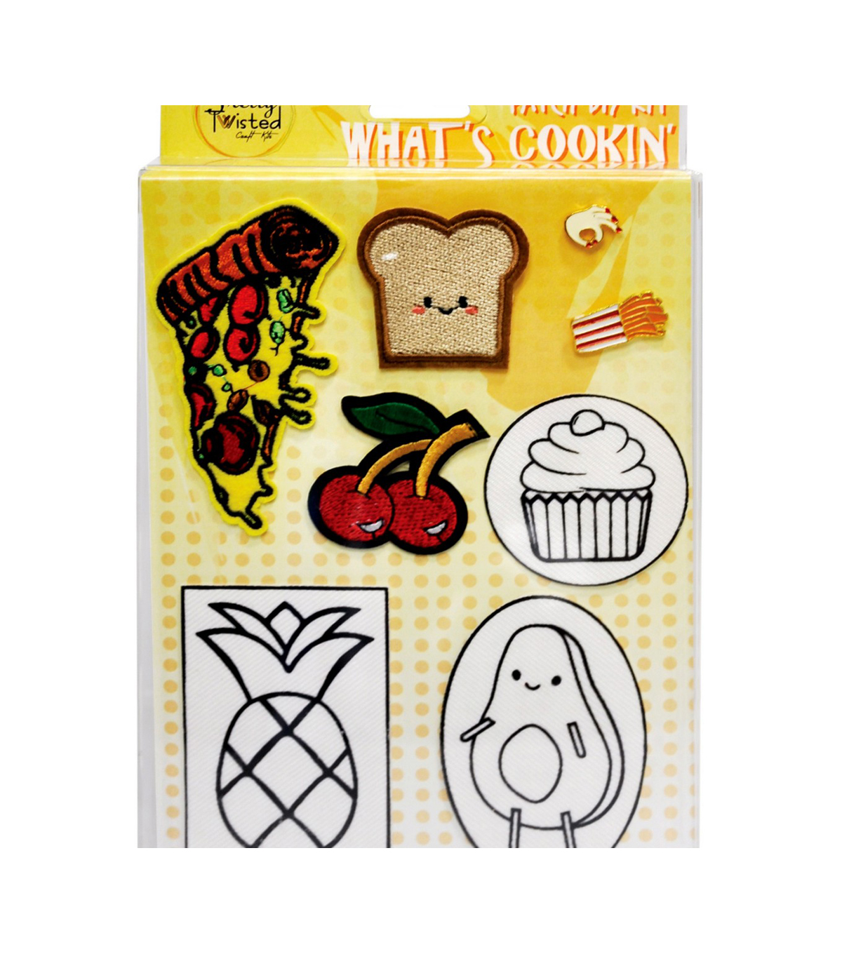 Pretty Twisted Crafts What\u0027s Cookin\u0027 DIY Patch Kit