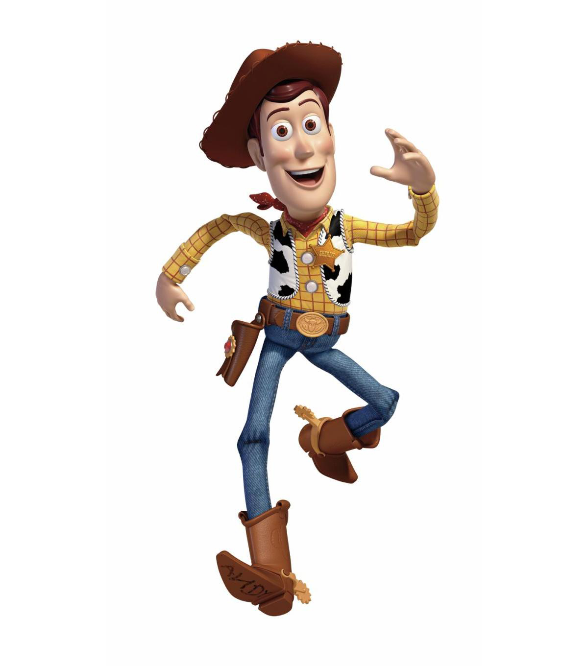 York Wallcoverings Wall Decals-Toy Story Woody