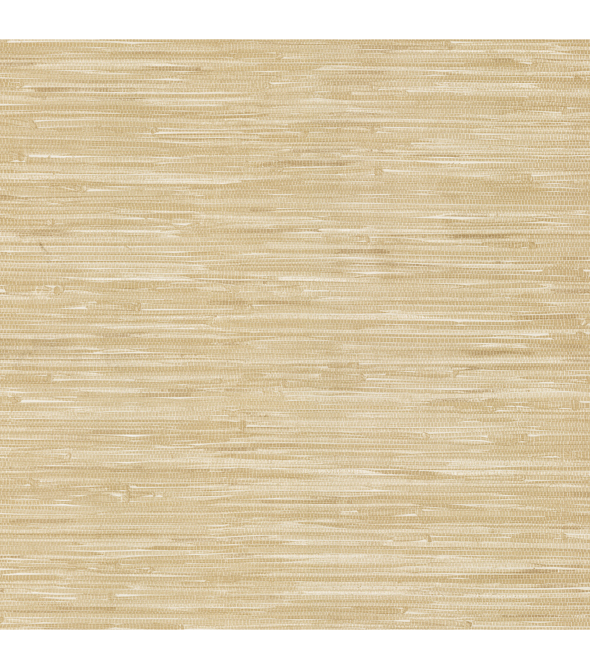Lepeka Beige Grasscloth Wallpaper Sample