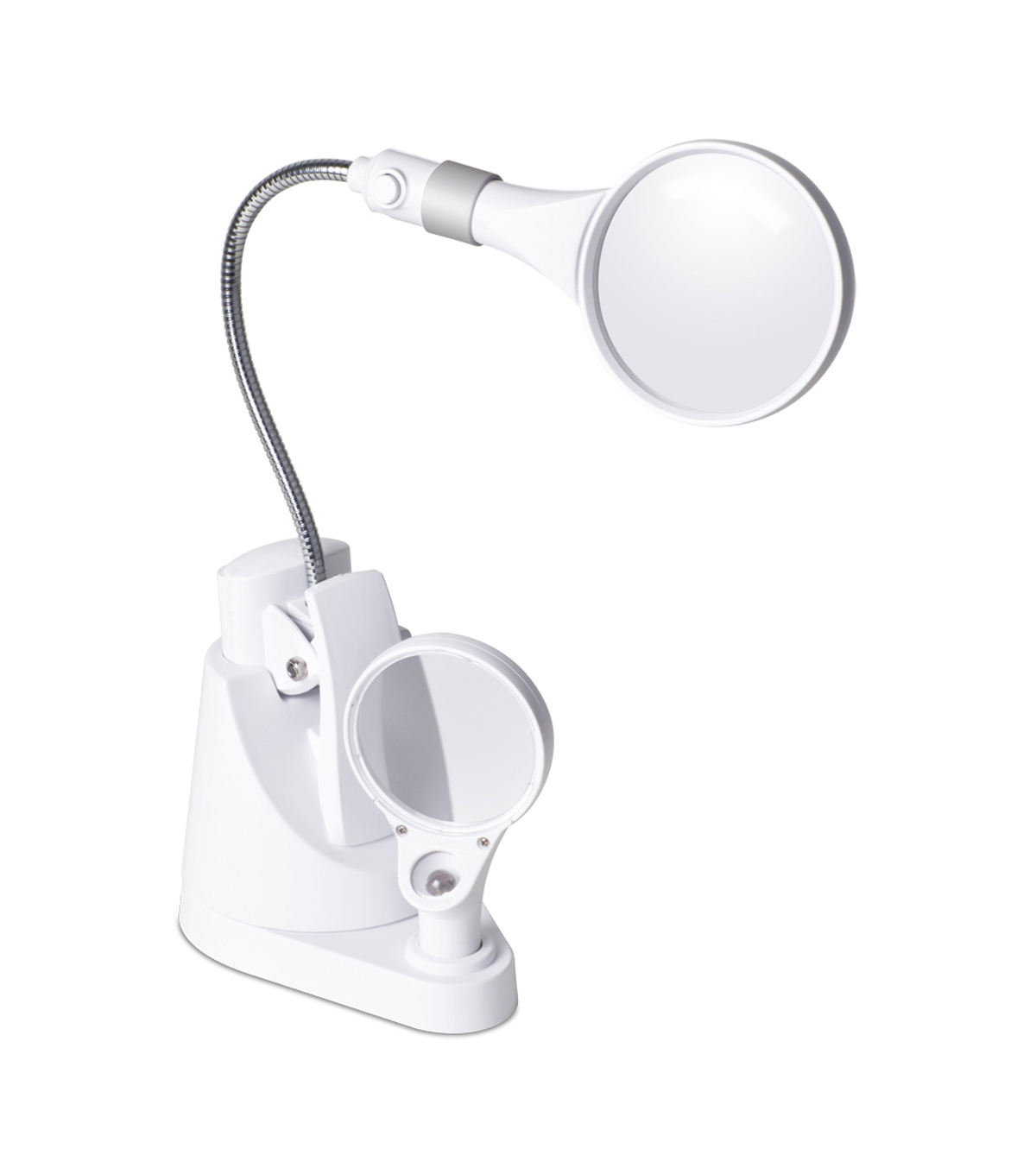 Ottlite 6X And 3X Led Magnifier Lamp With Base - OttLite LED Magnifier Lamp - 6X And 3X JOANN