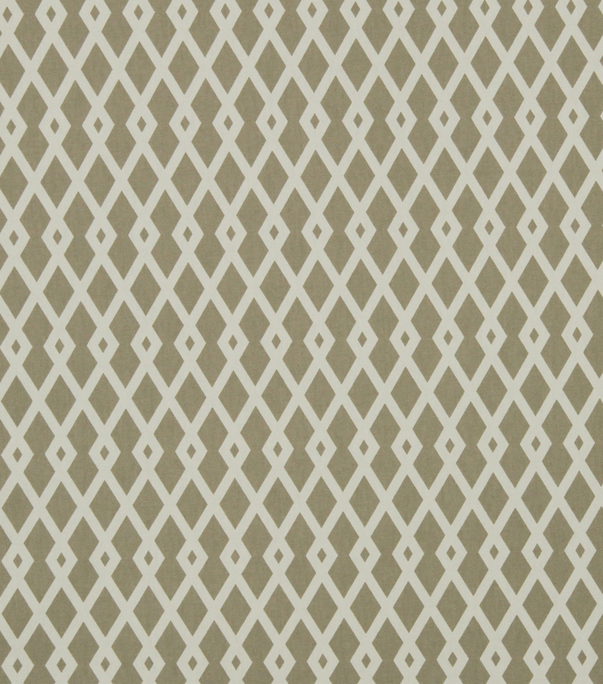 Home Decor 8\u0022x8\u0022 Fabric Swatch-Robert Allen Graphic Fret Flax