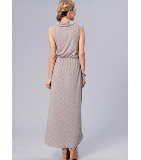 Kwik Sew Sewing Pattern K4171 Misses/' Elastic-Waist Tulip-Hem Dresses