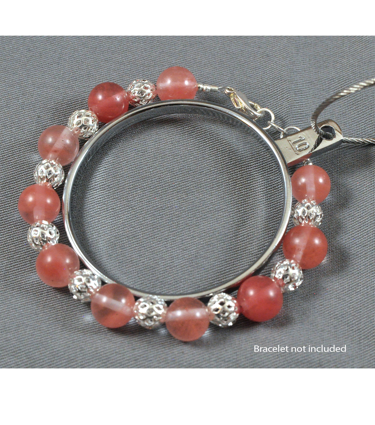 The Bead Buddy Bracelet Builder Rings