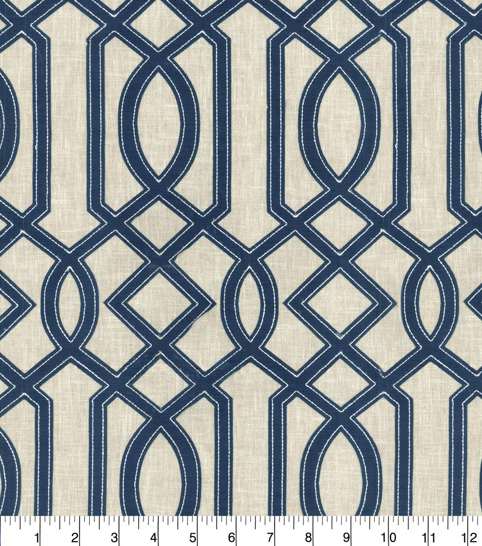 Waverly Multi Purpose Decor Fabric 54 Marina Cutout Embroidery Joann
