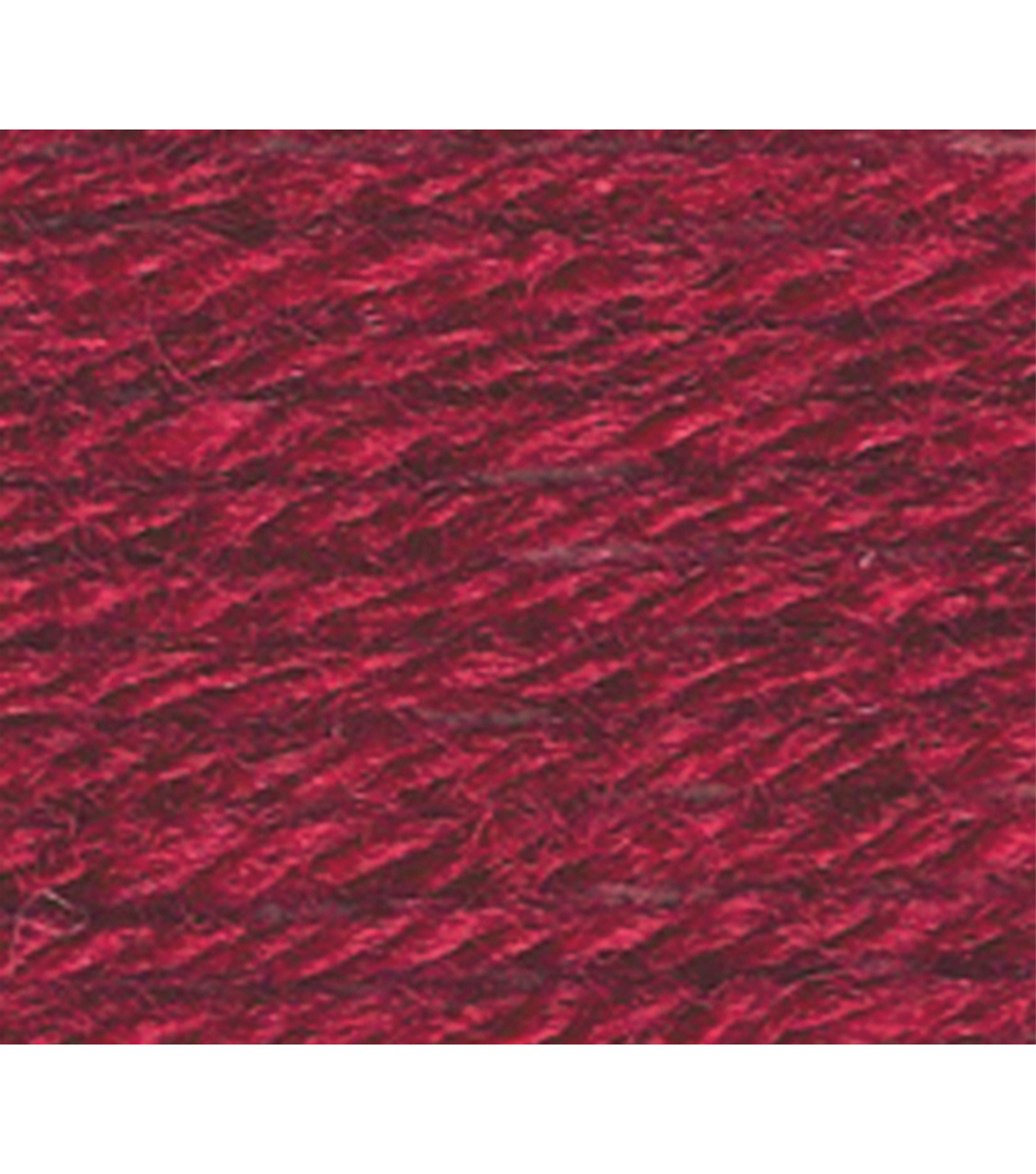 Lion Brand Wool-Ease Yarn, Cranberry