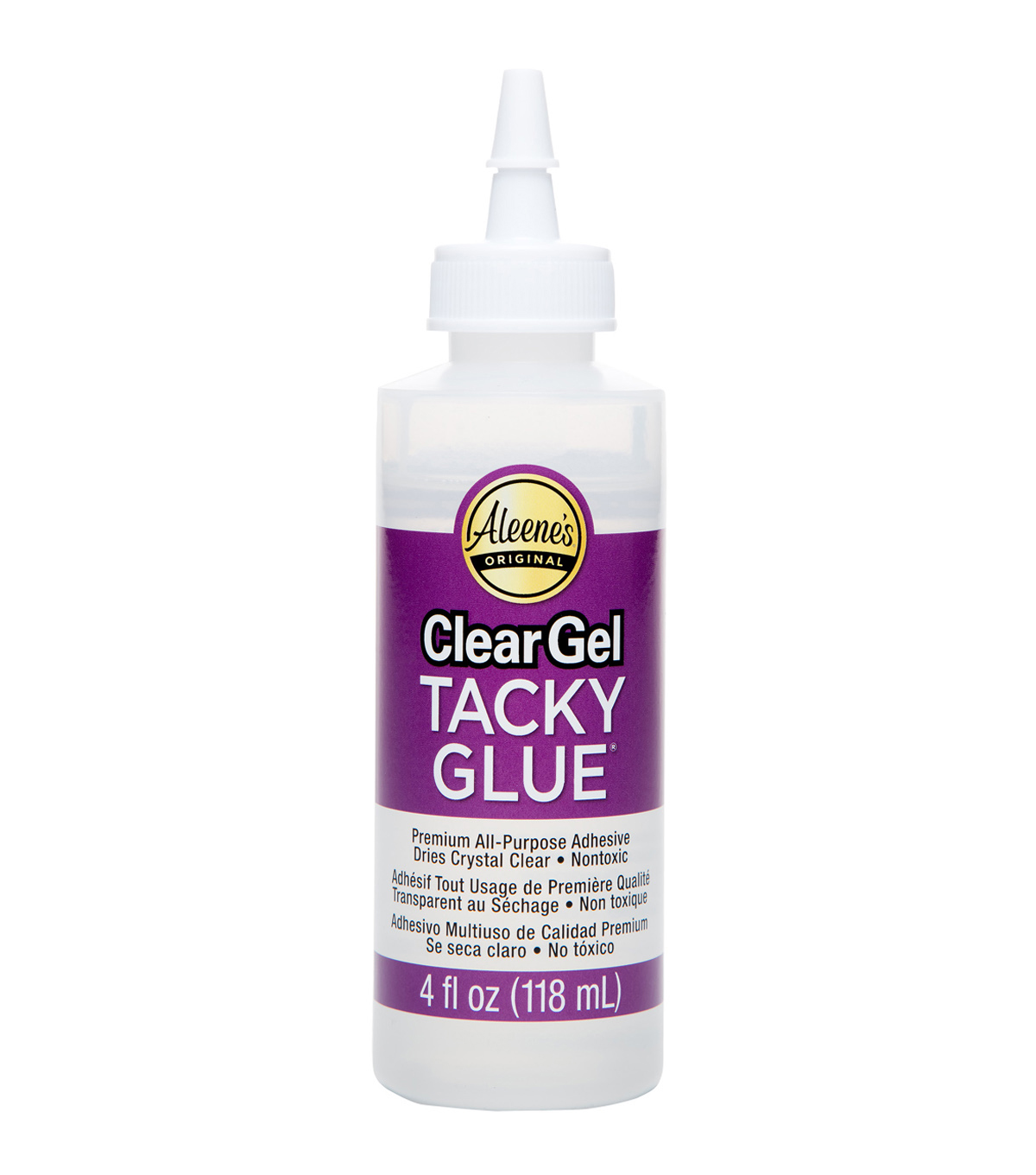Aleene\u0027s Clear Gel Tacky Glue-4oz