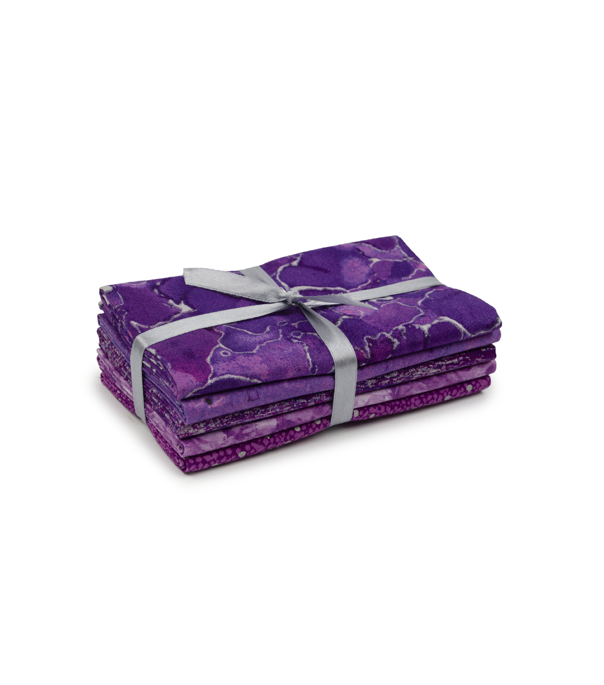 Fat Quarter Bundle Cotton Fabric 18\u0022-Purple Bundle