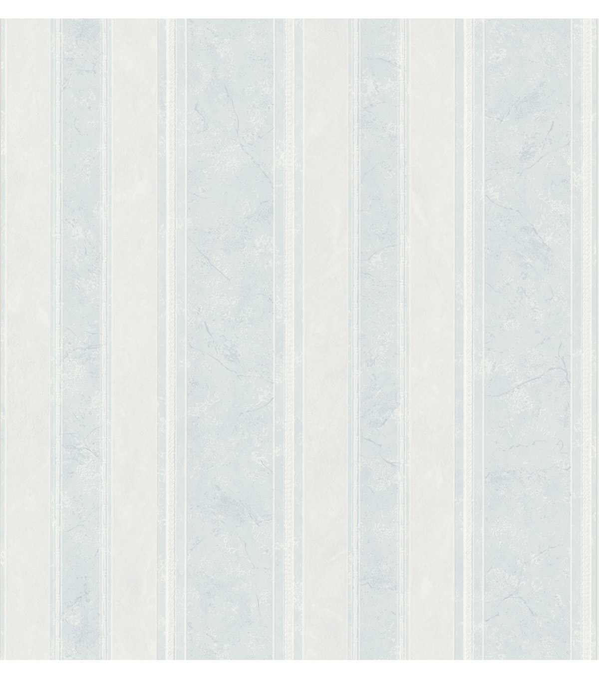 Dario Light Blue Textured Stripe Wallpaper Sample