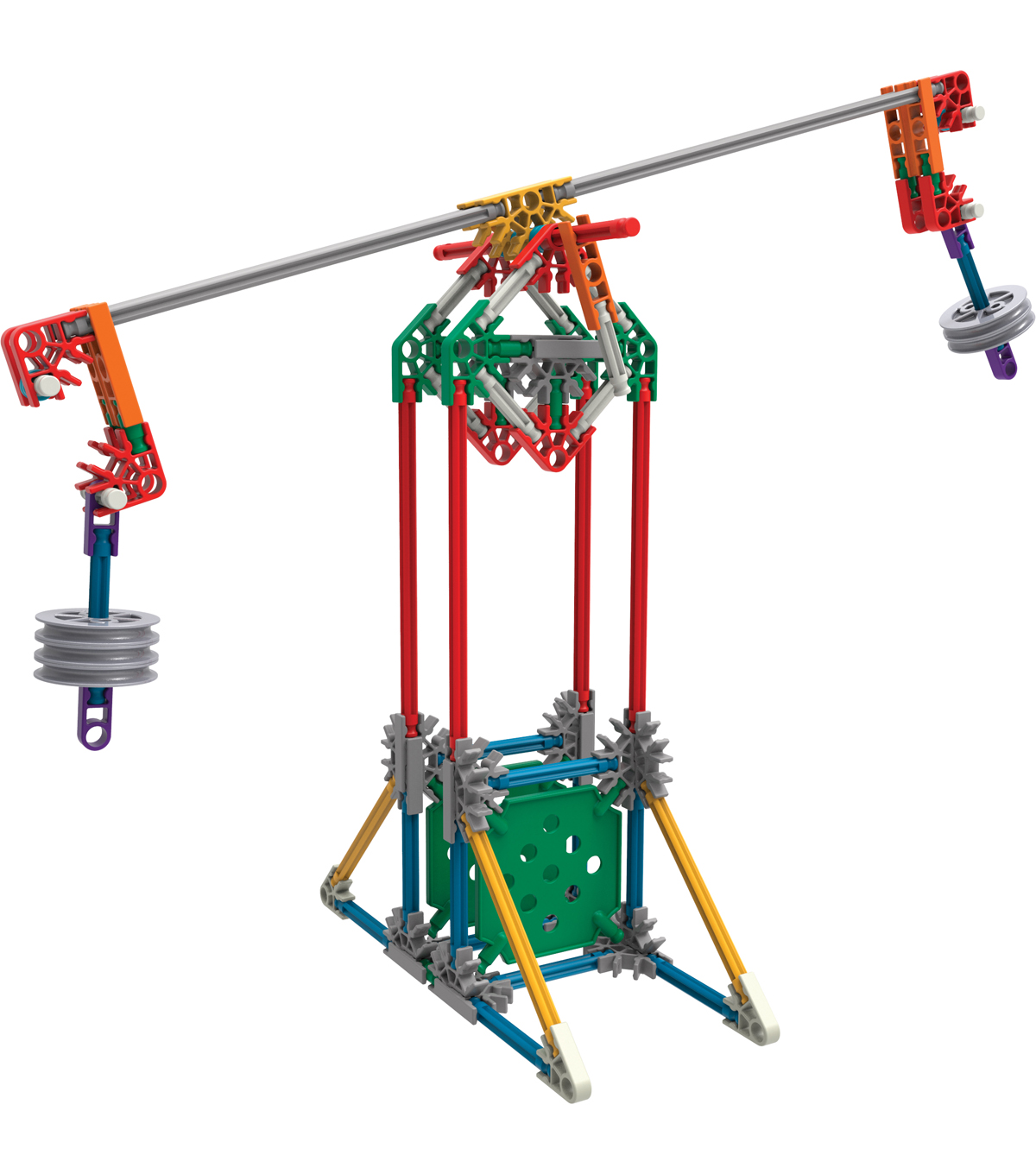 Knex Stem Explorations Levers & Pulley