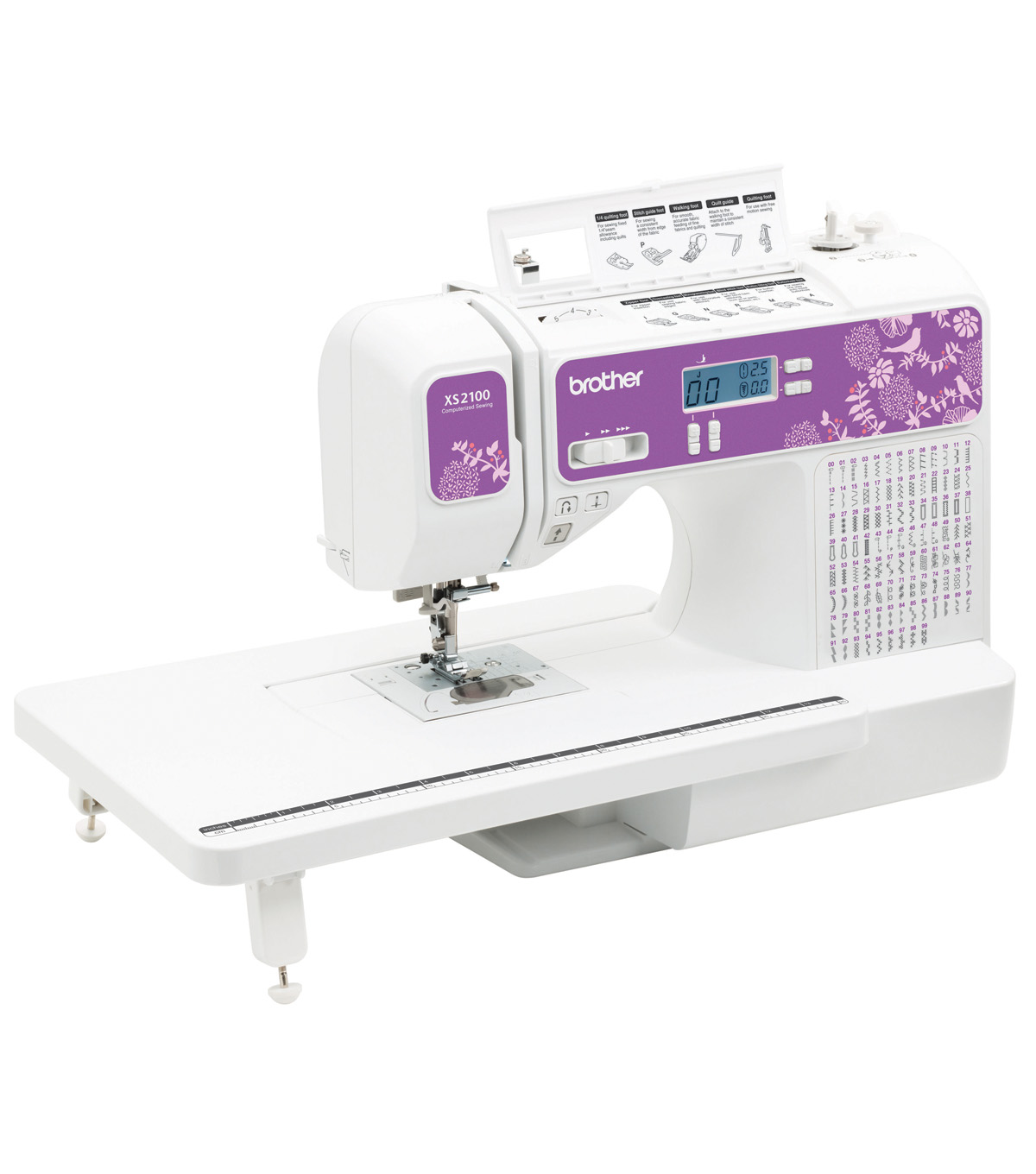 Brother XS2100 100-Stitch Computerized Sewing Machine