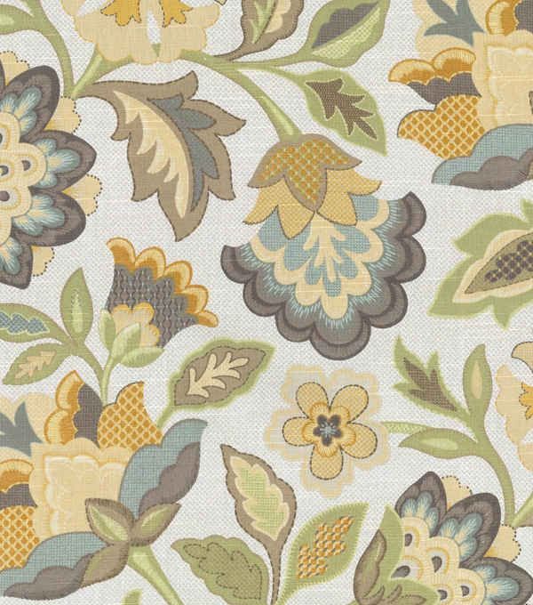 Waverly Upholstery Fabric 54\u0022-Katia/Haze