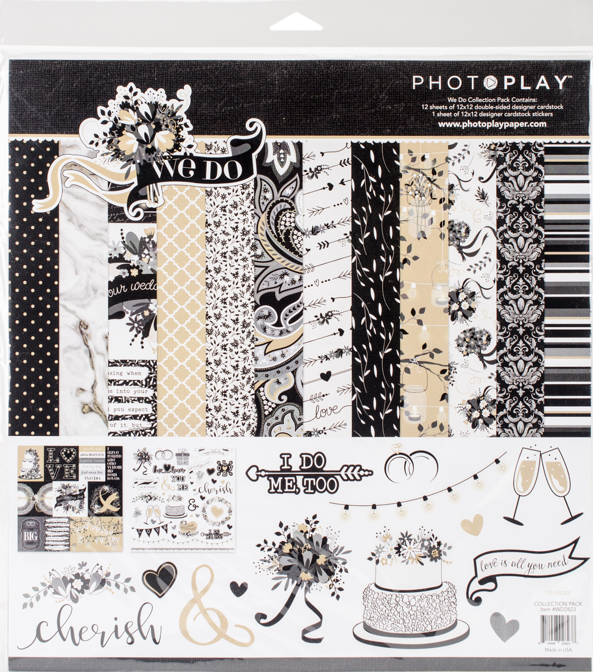 Photo Play Collection Pack 12\u0022X12\u0022-We Do