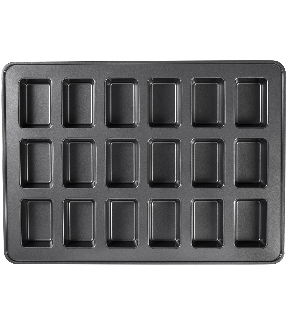 Wilton Perfect Results Mega Mini Loaf Pan-18 Cavity