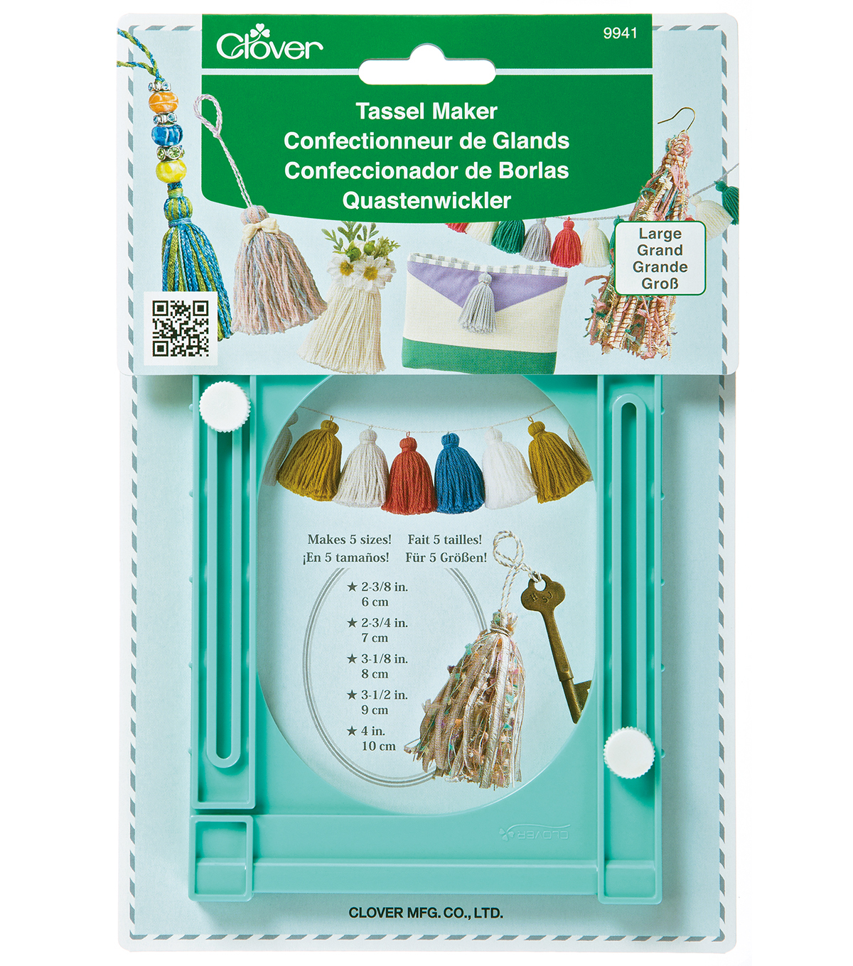 Clover Large Tassel Maker