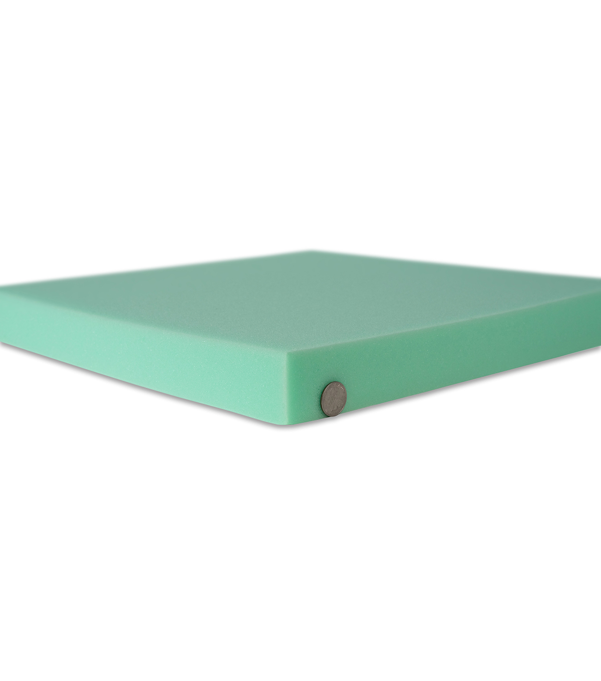 Fairfield Extra Support Cushion Foam 18\u0027\u0027x18\u0027\u0027x2\u0027\u0027