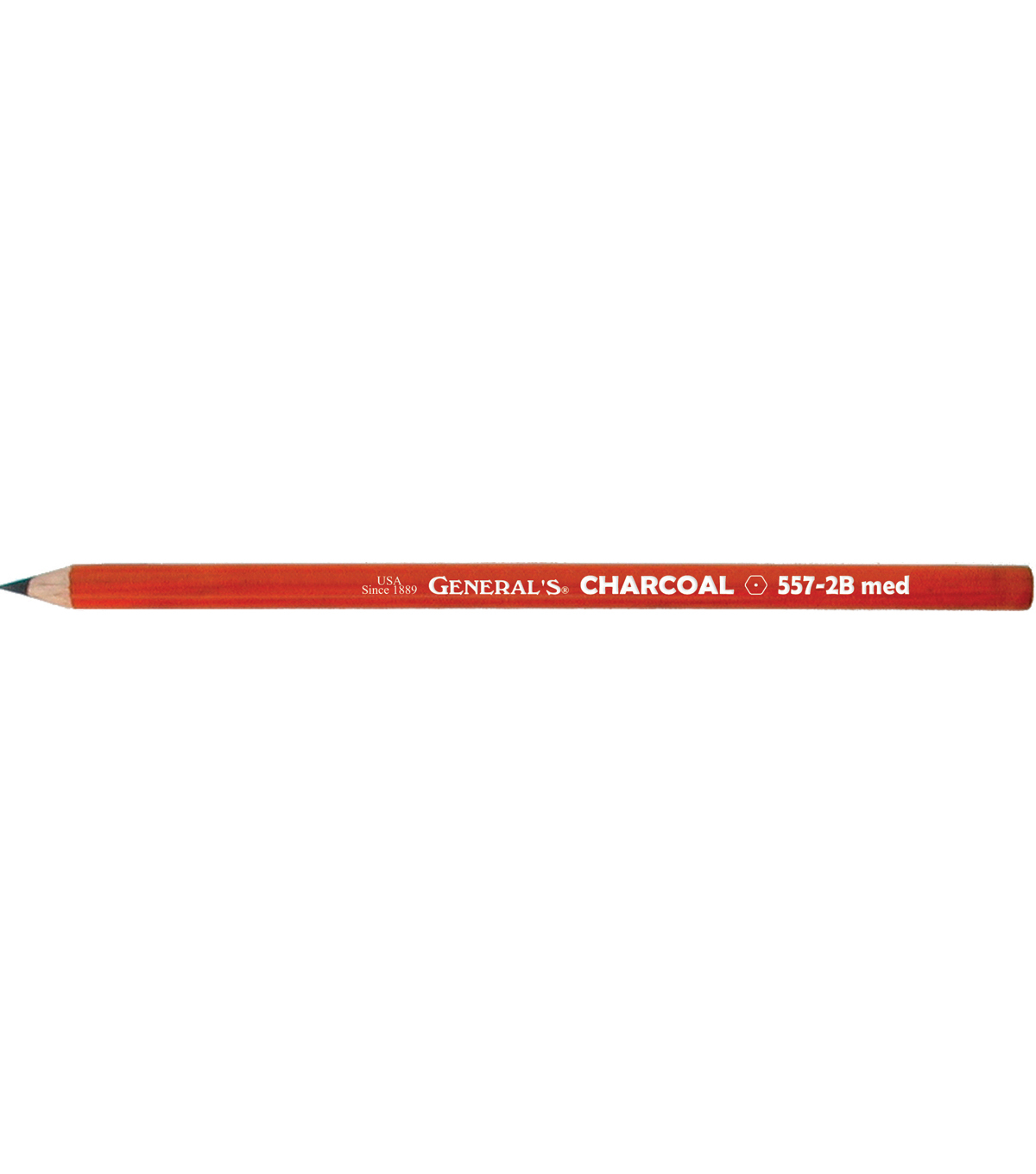 Charcoal Drawing Pencils 2/Pkg-2B