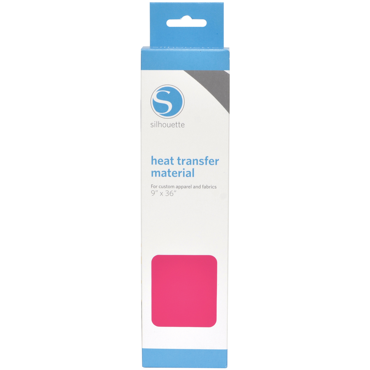 Silhouette Smooth Heat Transfer Material 9