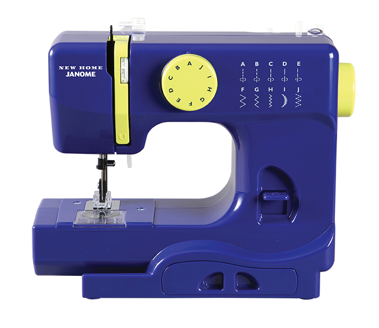 Janome Derby Sewing Machine Buzzin Blue JOANN Impressive Sewing Machines On Sale At Joann Fabrics