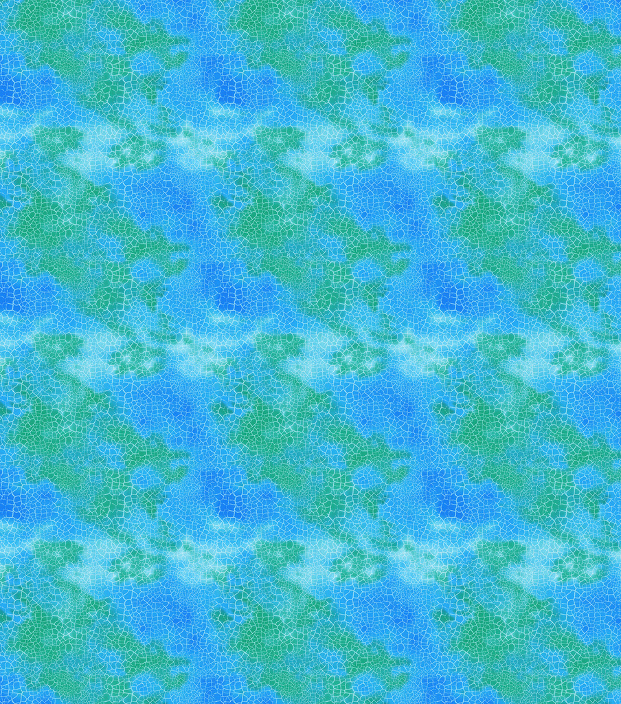 Keepsake Calico Cotton Fabric-Watercolor Crackle Light Blue