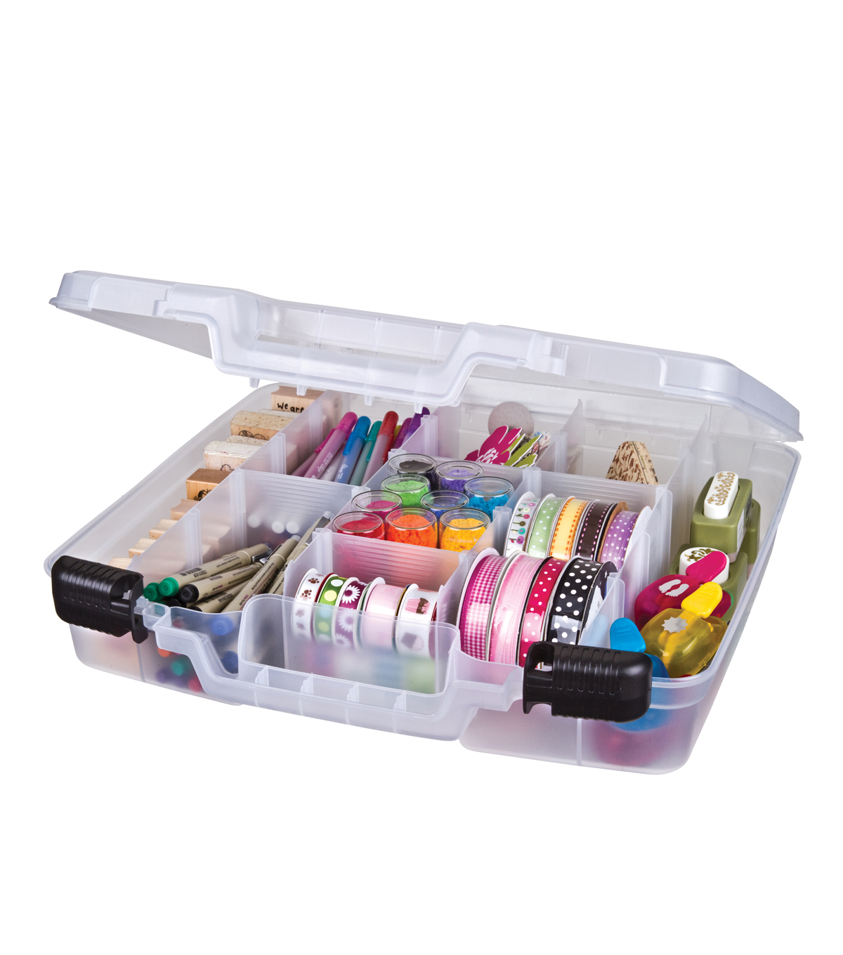 Organizing Essentials 15\u0027\u0027 Quickview Case with Removable Dividers