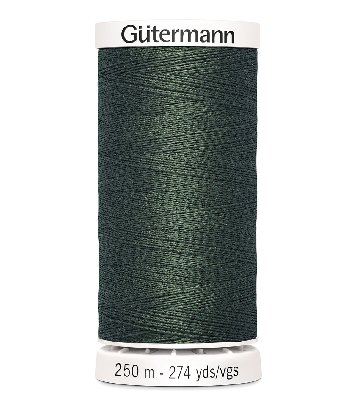 Gutermann Sew-All Thread 273Yds-(600 & 700 series) Cool Tones , Khaki Green #766