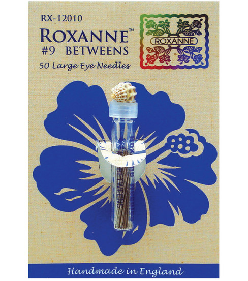 Roxanne Betweens Hand Needles 50/pkg-Size 9