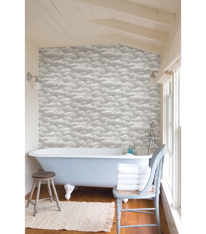 WallPops NuWallpaper Atmosphere Peel And Stick Wallpaper
