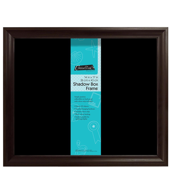 Shadowbox Frame 14x17 Black