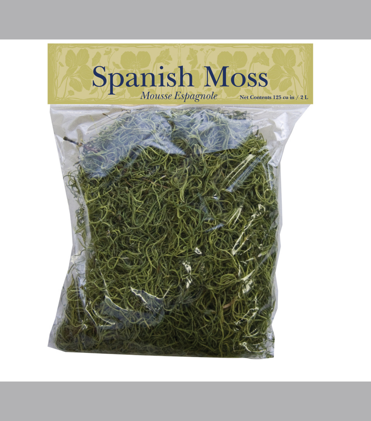 Spanish Moss-Dark Green