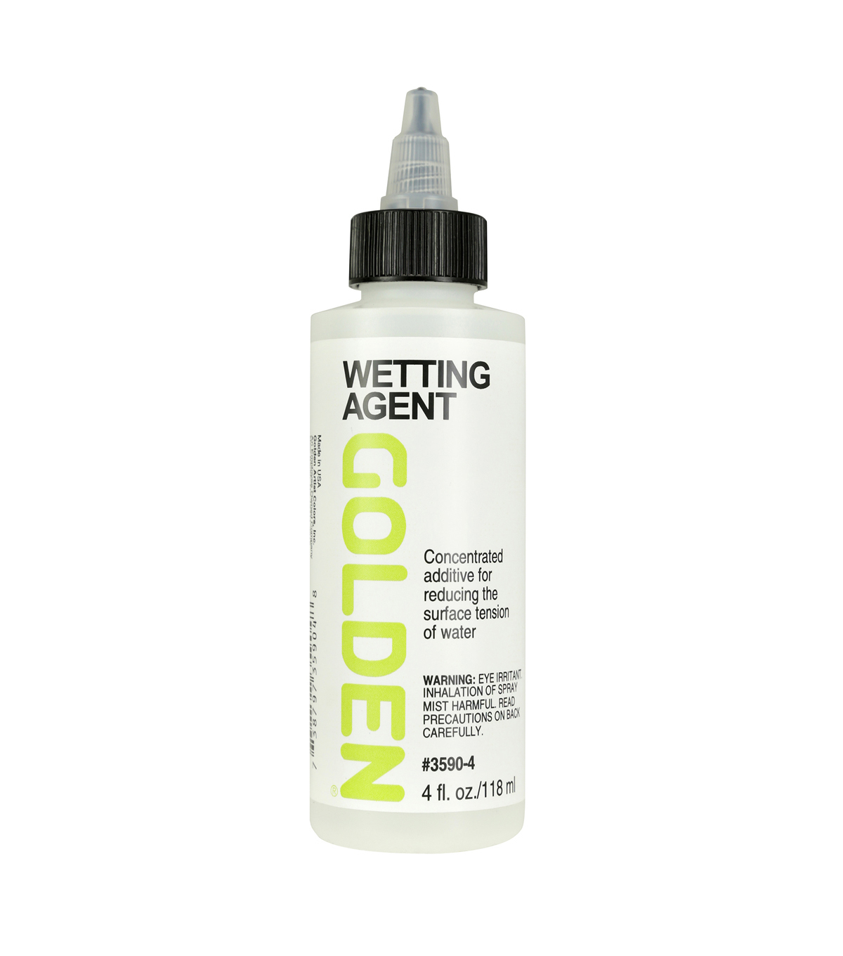 Golden Wetting Agent 4oz.