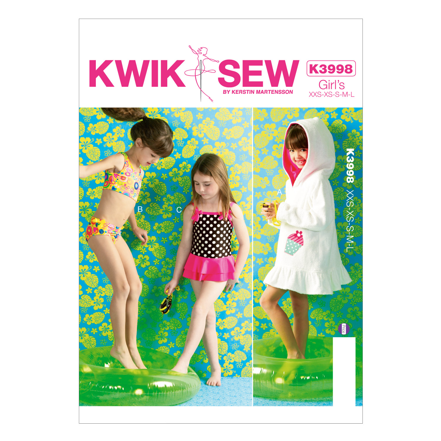 Kwik Sew Child Casual-K3998