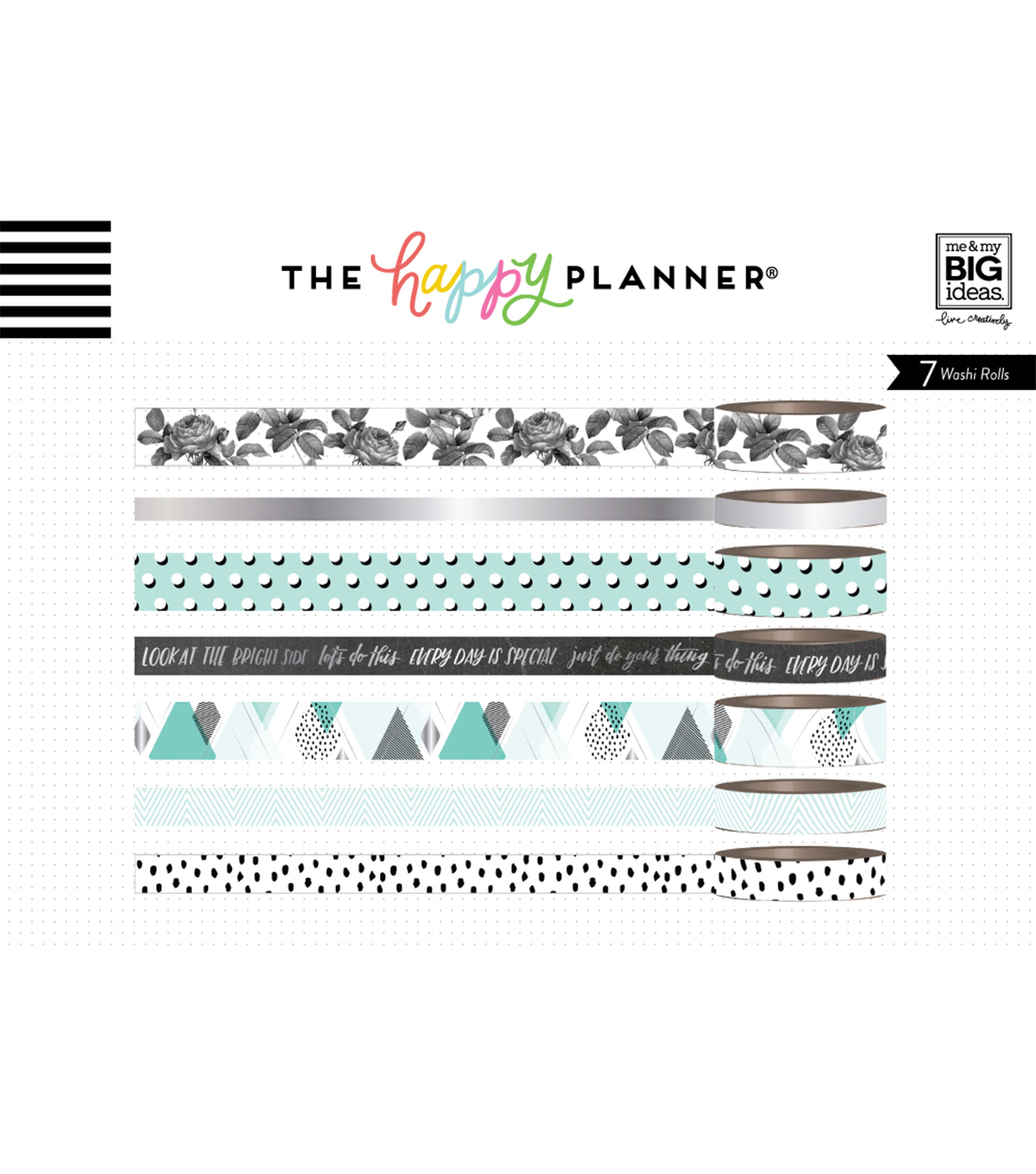 The Happy Planner Washi Tapes-Well Krafted Life