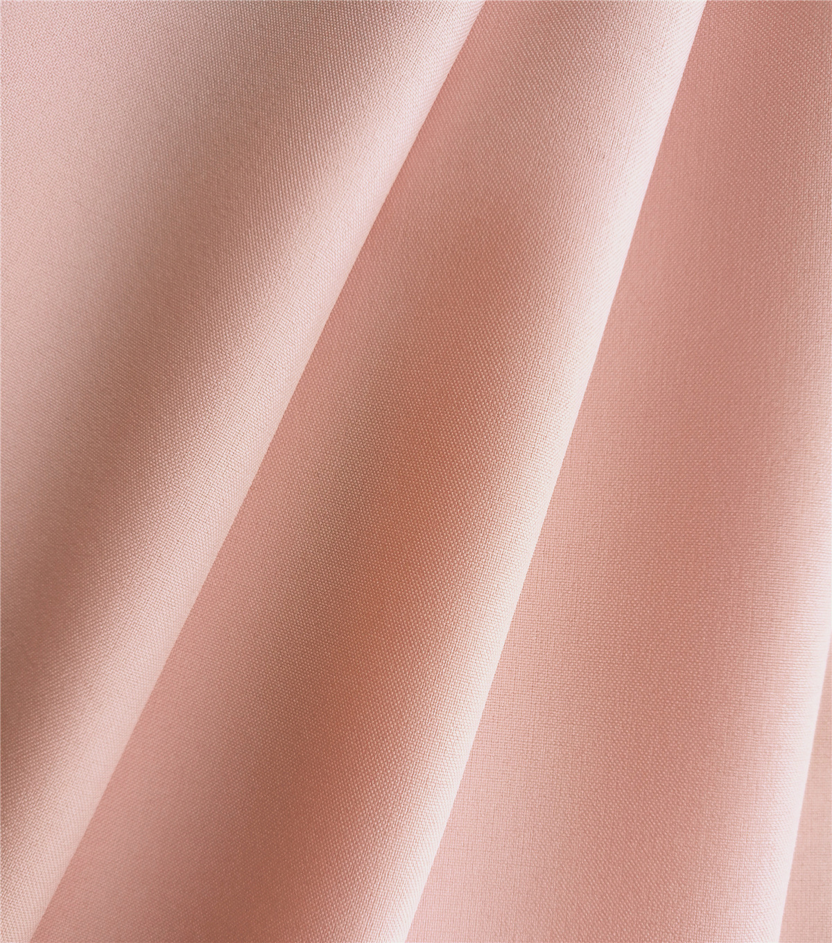 Silky Solids Stretch Chiffon Fabric-Peachskin