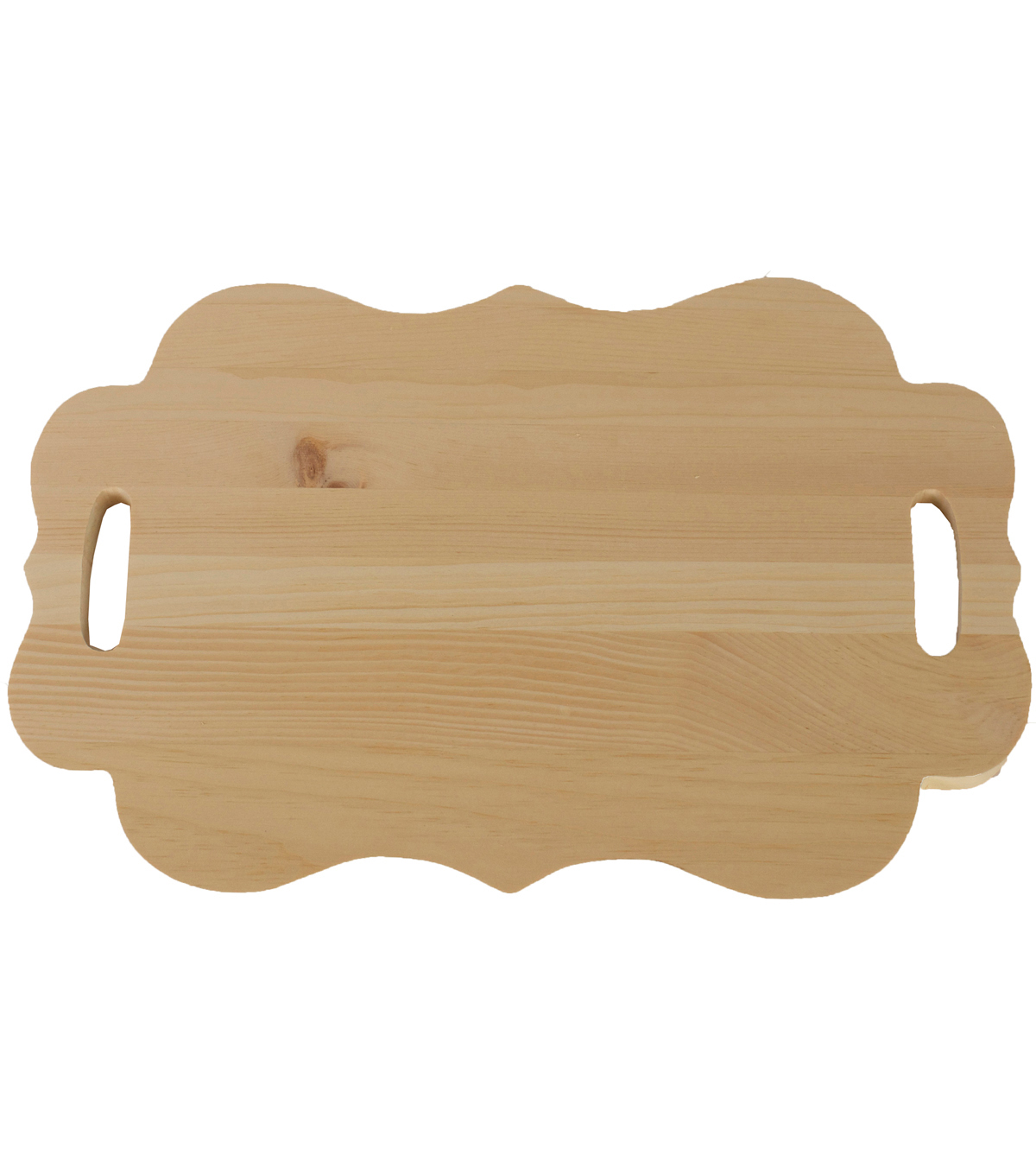 Walnut Hollow Serving Board, Scallop