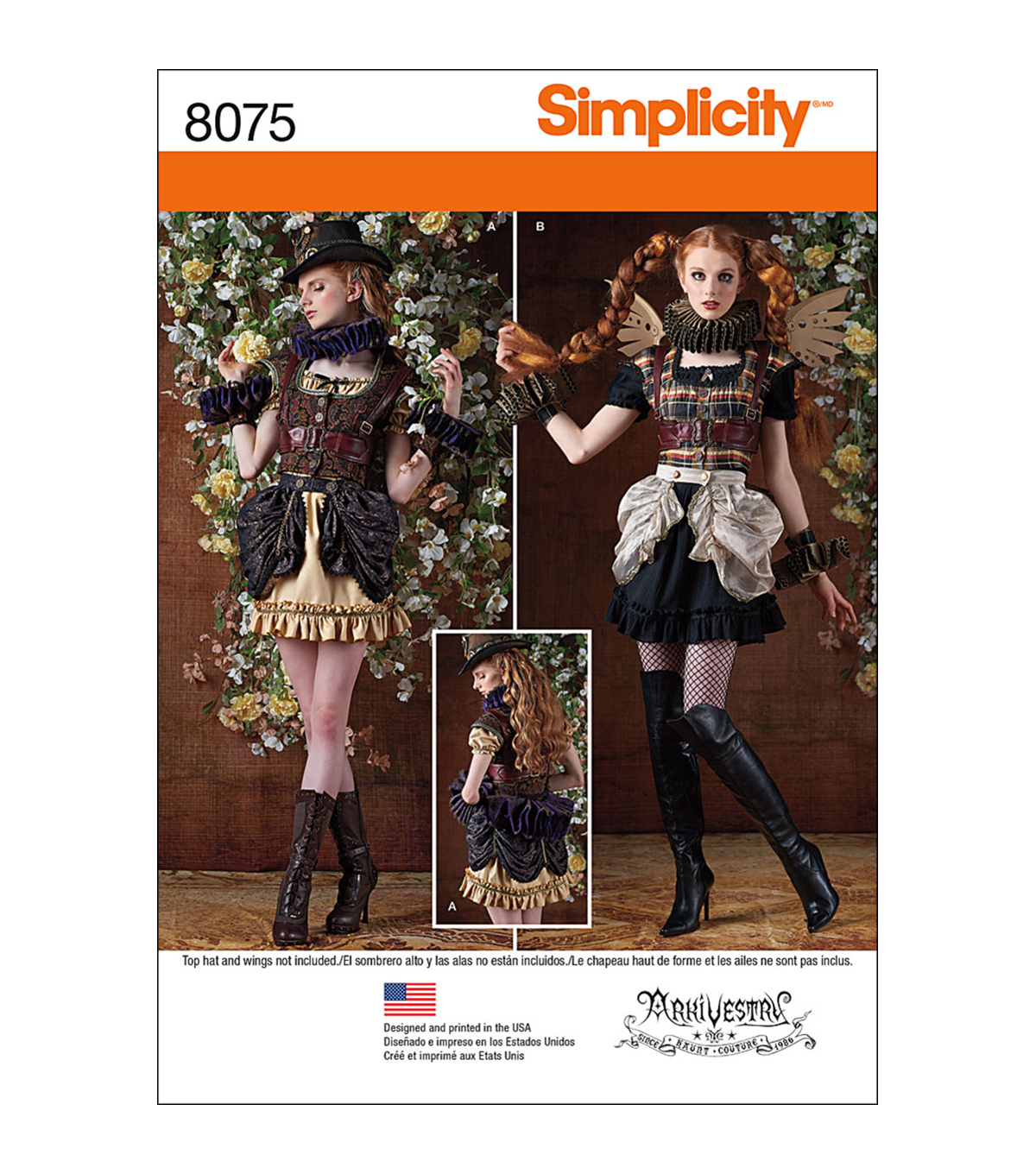 Simplicity Patterns Costumes Magnificent Decoration