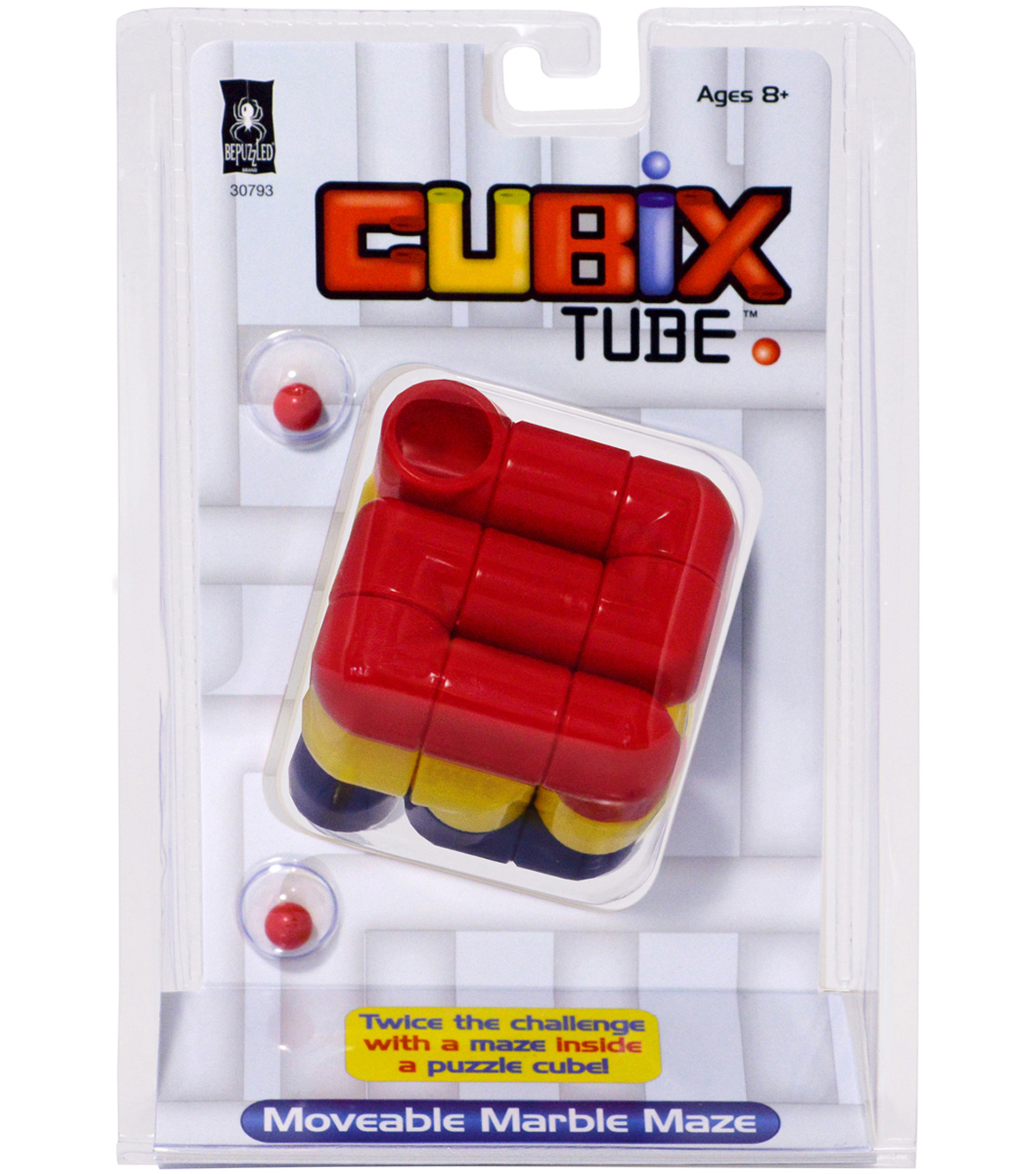 Cubix Tube Game