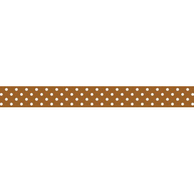 Doodlebug Washi Tape Bon Bon Swiss Dot