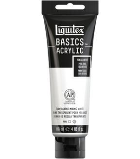 Liquitex Basics 4 oz  Acrylic Paints-1PK