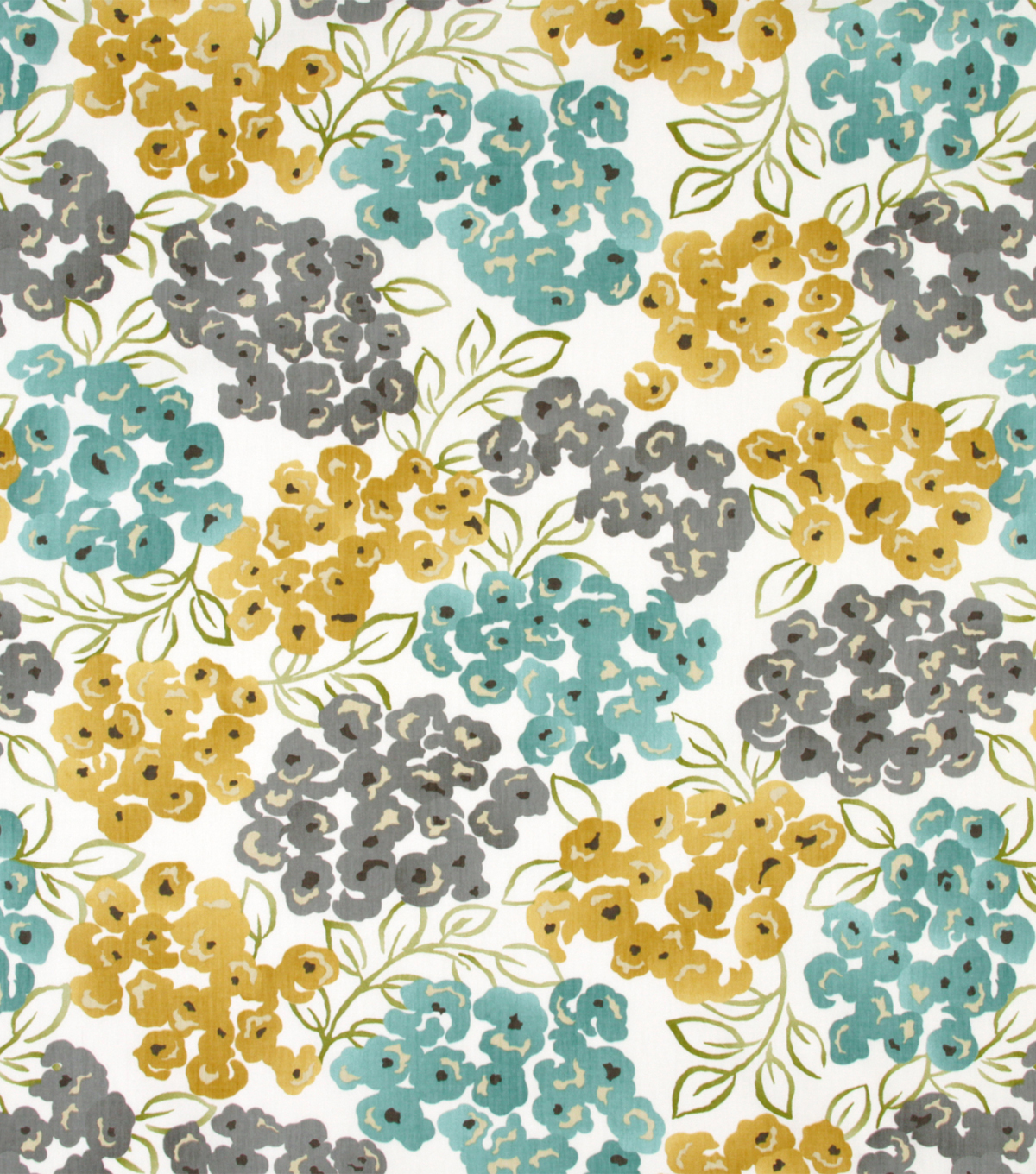 Home Decor Print Fabric Robert Allen at Home Best Floral Pool JOANN