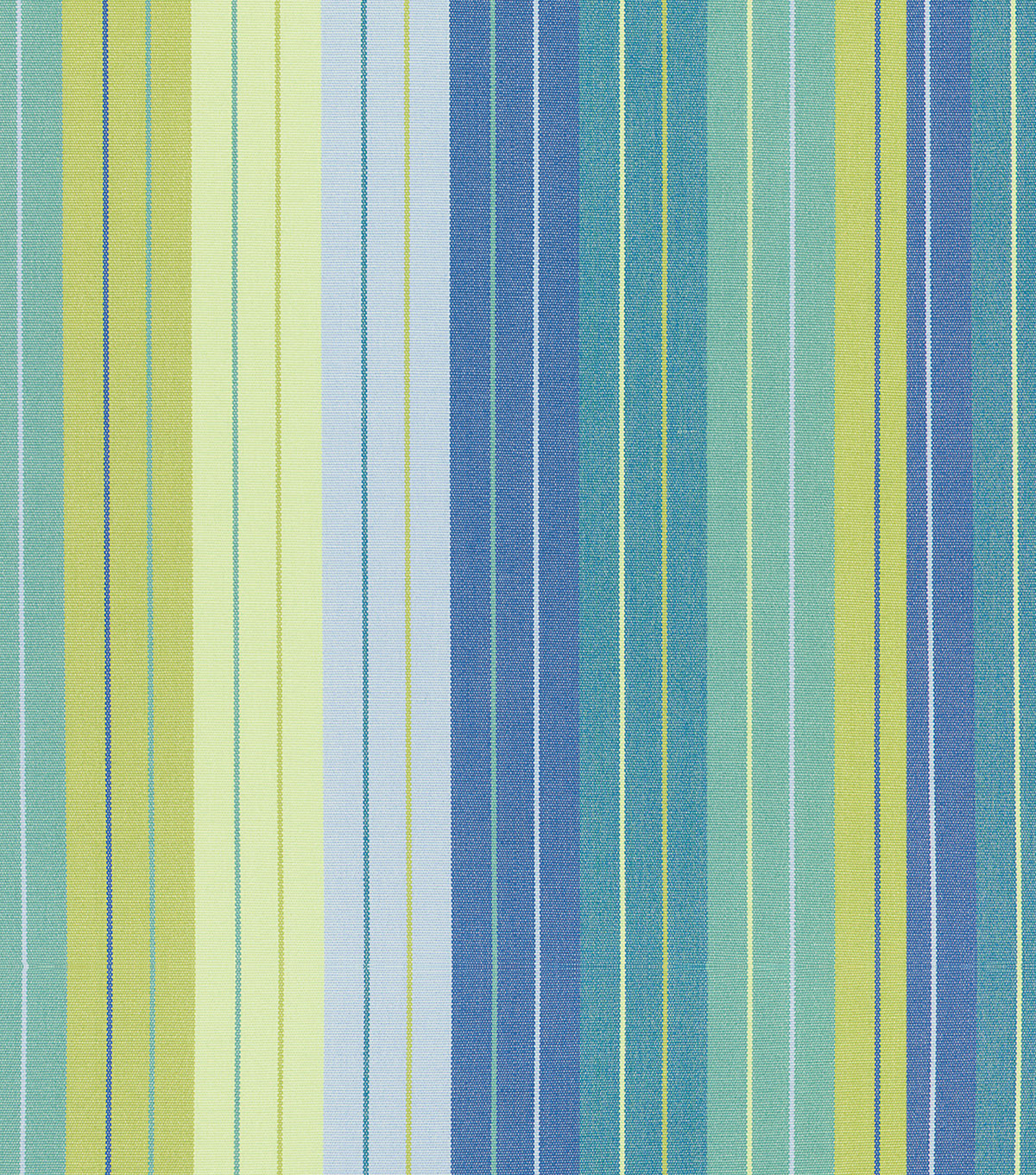 Sunbrella Outdoor Stripe Fabric 54 U0022 Seville Seaside