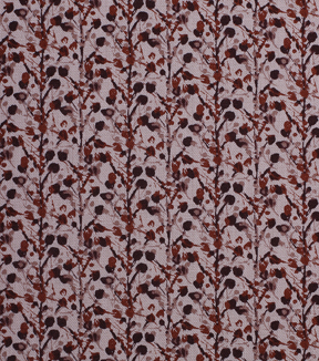 Keepsake Calico Cotton Fabric 43\u0022-Multi Brown Vines