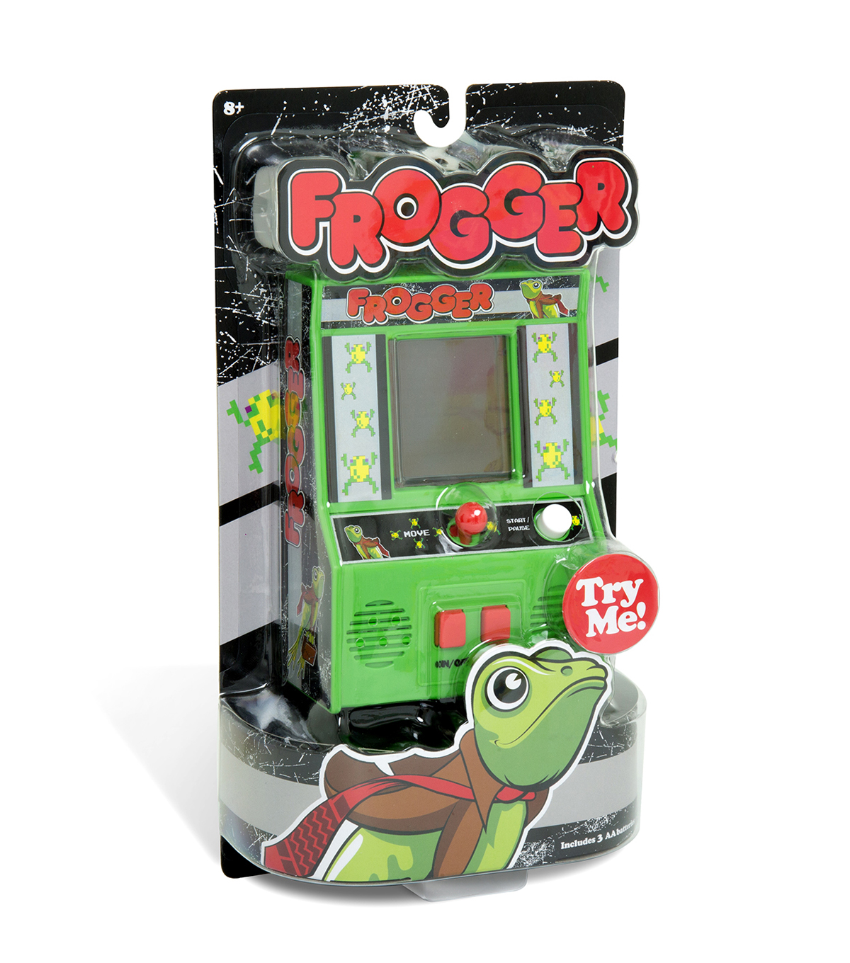 Frogger Miniature Arcade Game