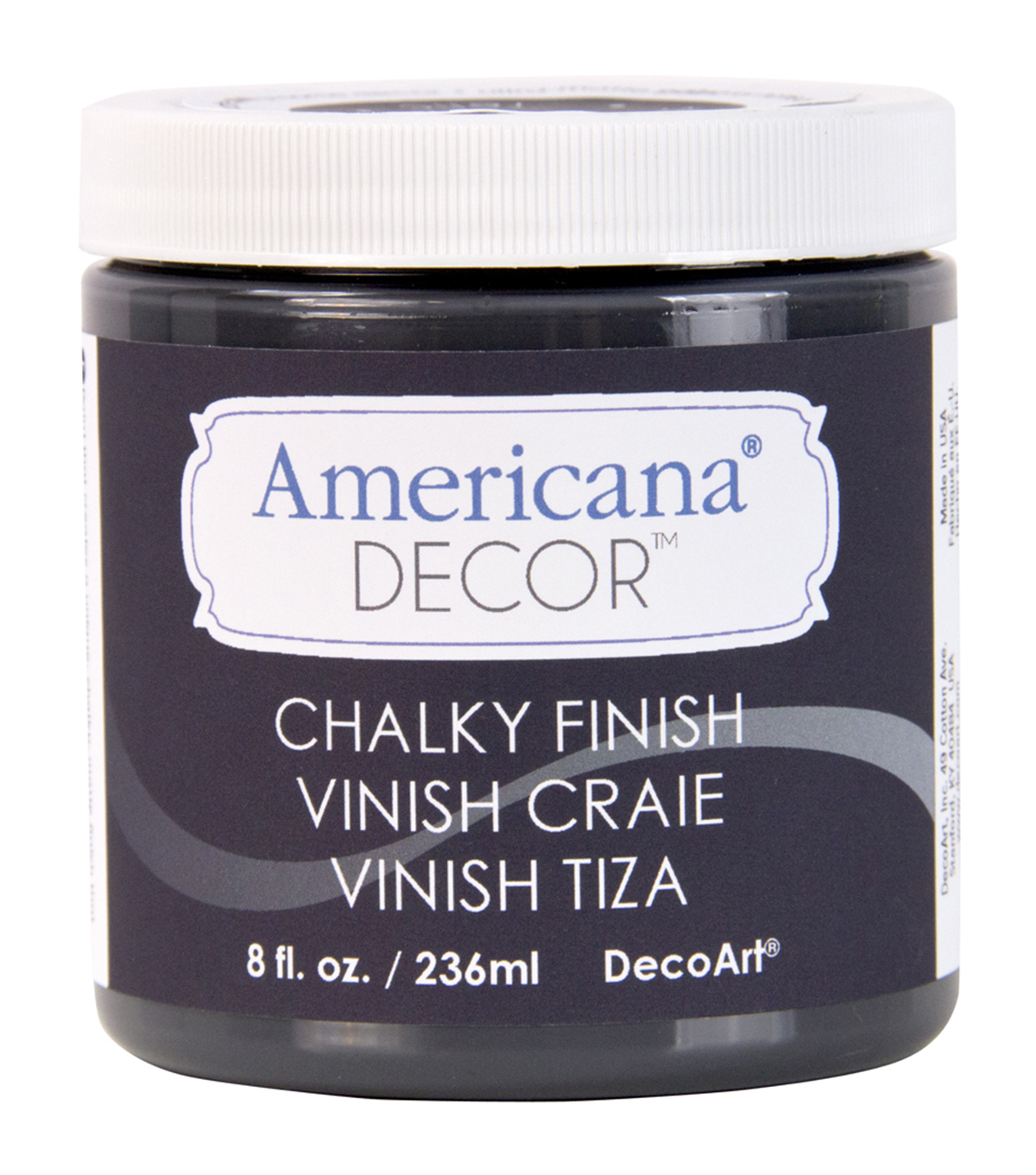 DecoArt Americana Chalky Finish Paint 8oz, Relic