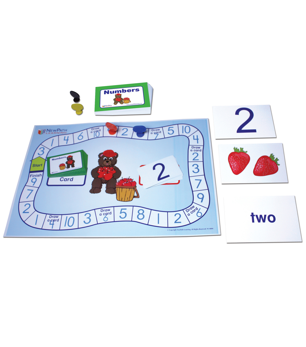 NewPath Learning Numbers 1-10 Learning Center, Grades K-1