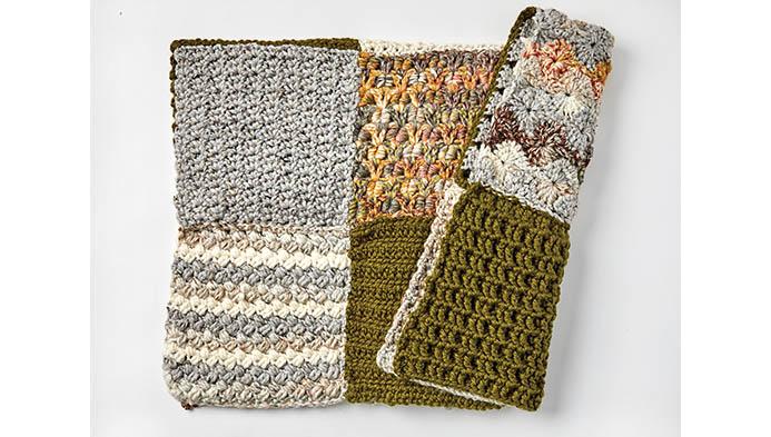 2019 Crochet Along Afghan